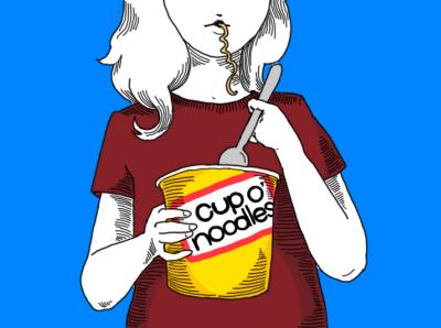 Cup O Noodles