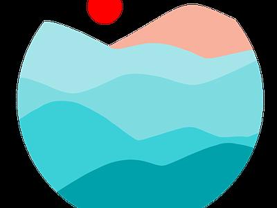 Vista design illustration