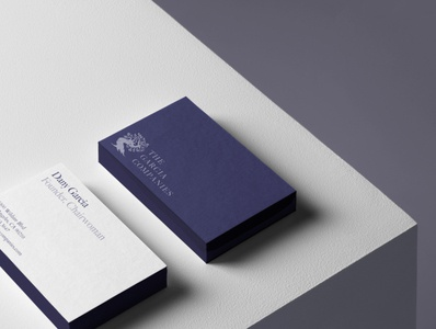 The Garcia Companies Business Cards