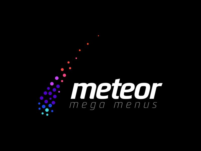 Meteor Mega Menus