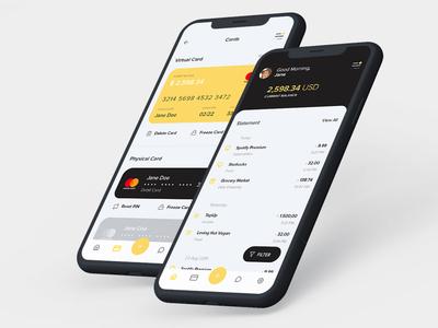Smart account App