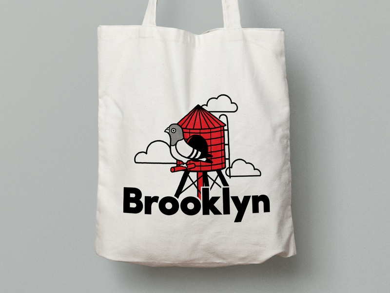 Pigeon tote bag tote bag totebag digital illustration art direction illustration graphic design graphicdesign design