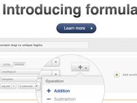 Introducing formulas - Email Marketing