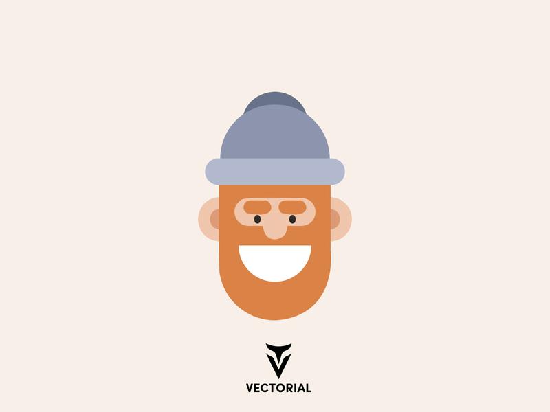 Character adobe illustrator vectorial icon logo tutorial vector design illustrator illustration flat design flatdesign flat