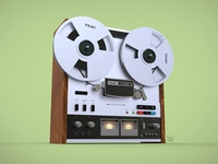 Reel-to-Reel Player