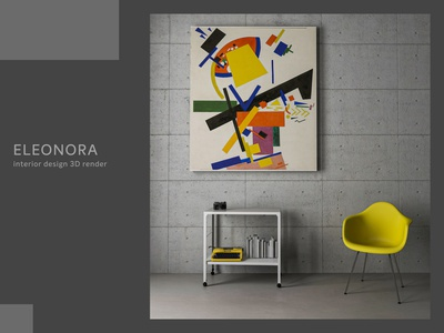 Eleonora Interior Design Composition