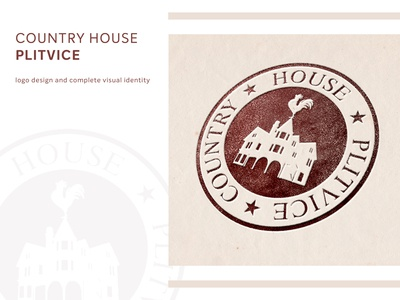 Country House Logo Design