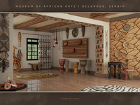 Museum Of African Arts - Interior Design
