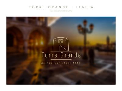Torre Grande Logo Design