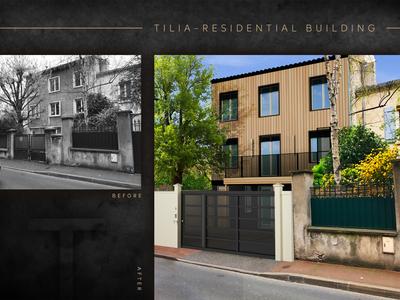 TILIA - Residential Building Exterior Design