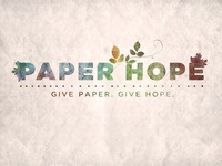 Paper Hope (concept 1)