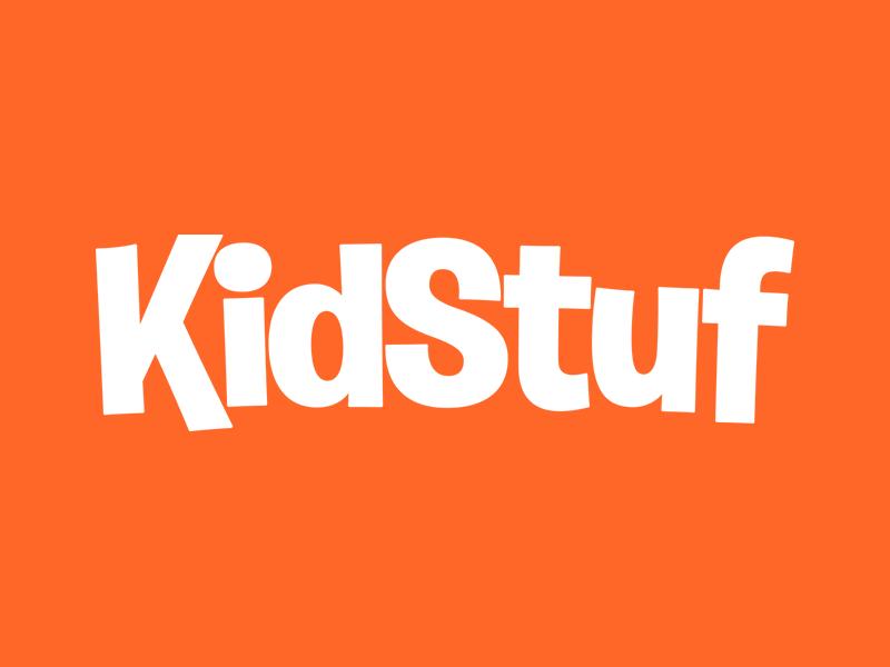 Kidstuf • Brandmark kids branding north point ministries