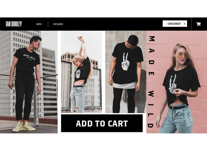 custom shirt one pager ecommmerce ecommerce design ecommerce design ui  ux header uidesign branding webdesign freelance