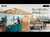 Office Rent Landing Page Header ROUGH ecommerce design ecommerce design ui  ux header branding webdesign uidesign freelance