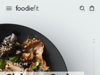 Foodiefit mobile