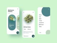 Marijuana Store Mobile App