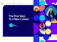 C Homepage Header Exploration