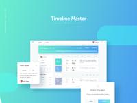 Timeline master case