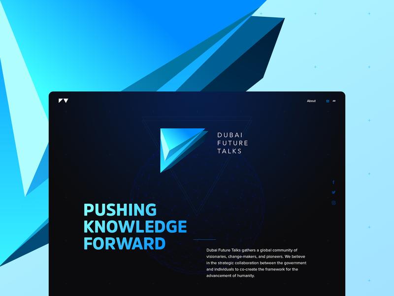 Dubai Future Talks - homepage learning knowledge government landing page homepage dubai future talks talks future dubai dft