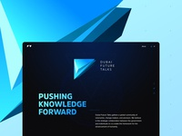 Dubai Future Talks - homepage learning knowledge government landing page homepage dubai future talks talks future dubai dft