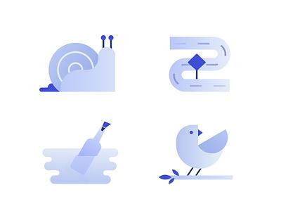 Placeholder empty palceholder illustration icon