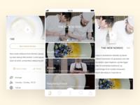 Foodscene App