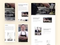 Foodscene - Landing Page (Responsive)