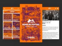 Roskilde Festival 2018 App 01