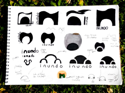 Inundo Initial Sketching - Day 2