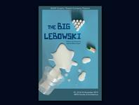 The Big Lebowski - Theatre Poster