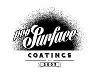 Pro Surface Coatings - logo, 2014