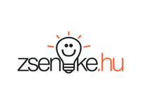 zsenike.hu - logo, 2015