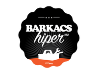 barkacshiper.hu - logo, 2015