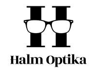Halm Optika - logo, 2015