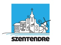 Szentendre (a popular Hungarian city) - logo, 2015
