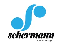 Schermann Art Design - logo, 2015