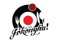 Jókonyha - logo, 2015