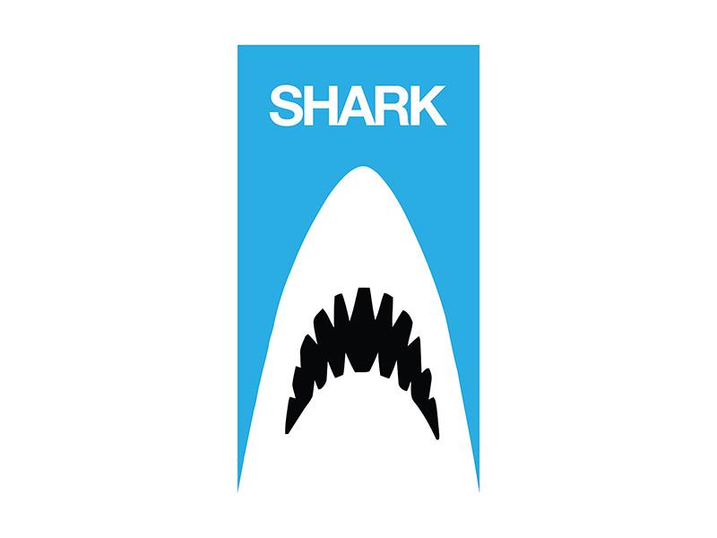 Shark - logo, 2016 by Tamás Balogh-Walder - Dribbble