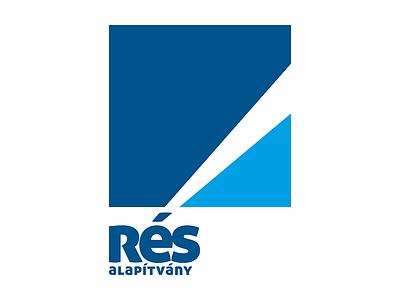 RÉS Alapítvány (Slot Foundation) - logo, 2016 logo