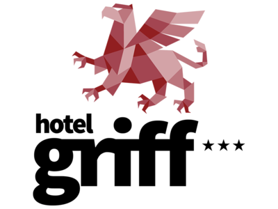 Hotel Griff - logo, 2016