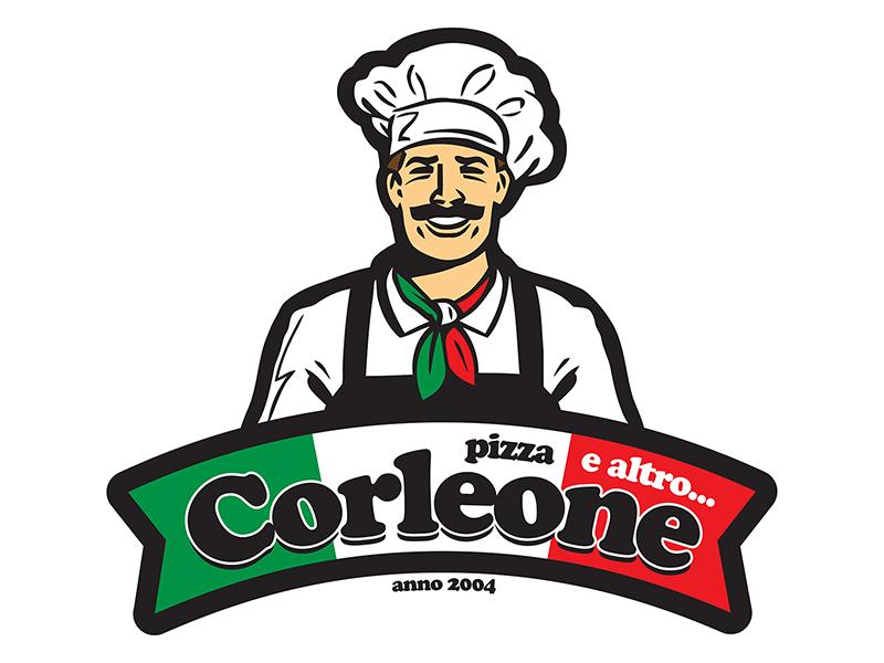 Pizza Corleone - logo, 2016 logo