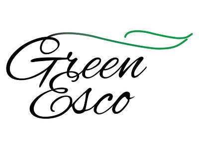 GreenEsco - logo, 2017 logo