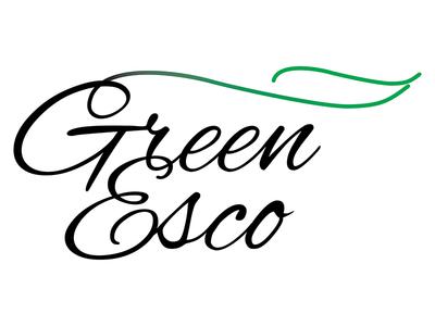 GreenEsco - logo, 2017