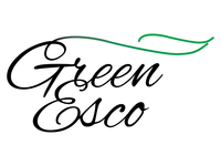 GreenEsco - logo, 2017