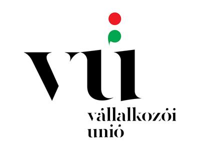 Vállalkozói Unió (Entrepreneur Union) - logo, 2017