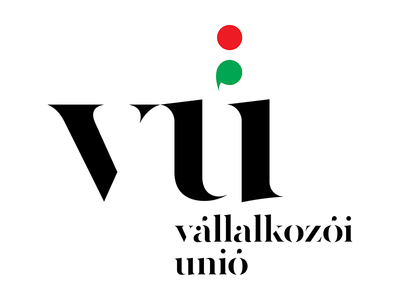 Vállalkozói Unió (Entrepreneur Union) - logo, 2017 logo