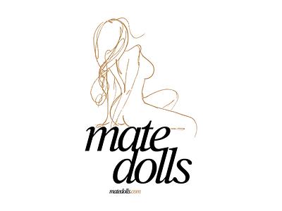 Mate Dolls - logo, 2017 logo