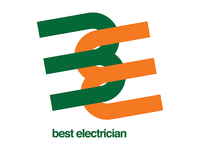 Best Electrician - logo, 2017