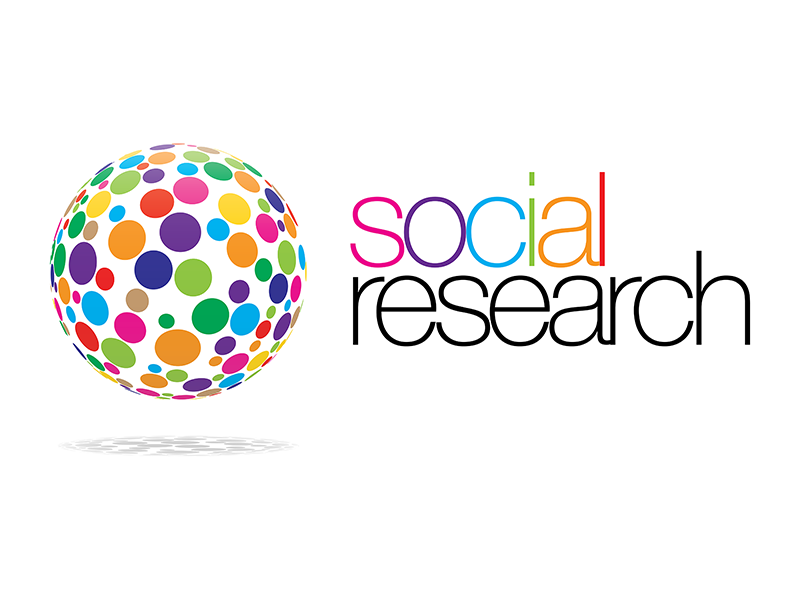 Social Research - logo, 2017 logo