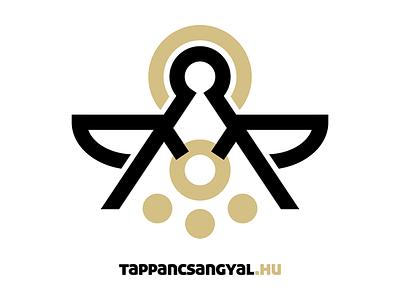 tappancsangyal.hu (paw angel) - logo, 2018 logo